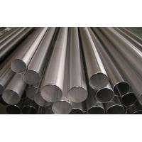 Best Annealed Seamless Stainless Steel Pipe , 316L Stainless Steel Tubing Seamless wholesale