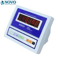 Best Bench Digital Weight Indicator , Digital Load Cell Indicator Weighbridge Weight Back Up wholesale