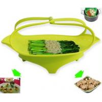 Best Kitchen Cooking Tool Silicone Steamer FDA/SGS wholesale
