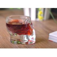 Best Stemless Lead Free Cut Glass Shot Glasses 65ml Glassware For Bar Party wholesale