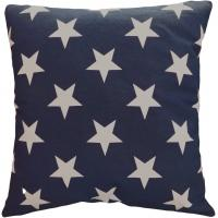 Best Star Printed PP Cotton 40x40 Pillow Cushion Covers For Home Decor wholesale