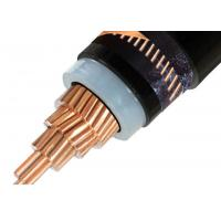 Best Screened Single Core Medium Voltage Power Cables PVC Sheathed N2XSY wholesale