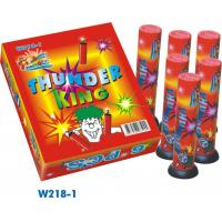 Buy cheap Thunder King Fireworks (W218-1) from wholesalers