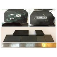 Cheap Ceramic Ballistic Armour Plates / Silicon Carbide Ceramic Tiles For Understanding Armor Plate for sale