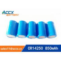 Best lithium battery cr14250 1/2aa 3.0v 850mAh wholesale