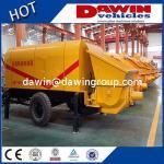 Best 60m3 80m3/H Large Trailer Concrete Pump with Elctric or Diesel Power Manufacturer wholesale