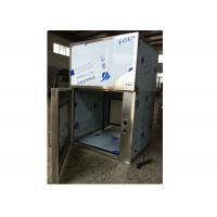 Cheap DOP Dynamic Air Shower Pass Box For Biological Pharmaceutical , ISO for sale