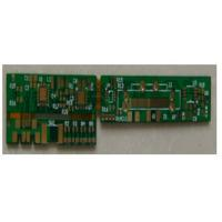 Buy cheap OEM 1.6mm Immersion Gold FR4 & PI 4 Layer Flexible PCB Design For Lighting, Game from wholesalers
