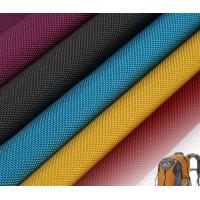 Best 840d nylon oxford fabric waterproof for bag wholesale