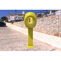 Best Vandal Resistant Pillar Type Outdoor Phone Booth For Public SOS Telephone wholesale