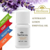 Best Herbicos Australian Lemon Essential Oil For Skin Whitening 10ml wholesale