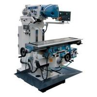 Best Universal Metal Milling Machine With Table And Servo Motor Fast Auto Feed wholesale