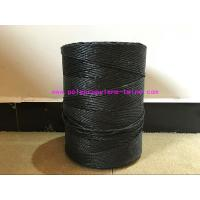 Best Black Polypropylene Cable Filler Yarn High Strength Environmentally Friendly wholesale