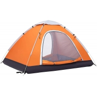 Best 190T Polyester Pop Up Instant Lightweight Backpacking Tent wholesale