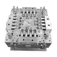 Best Customized Precision Injection Mould With Cold Runner , LKM Mold base wholesale