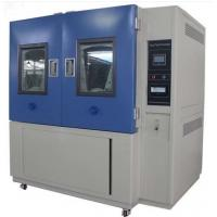 Best Double Door Sand Dust Test Chamber With Color Display Touch Screen Controller wholesale
