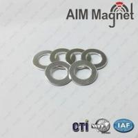 China Small Ring Neodymium magnet/permanent type magnet/ndfeb magnet on sale
