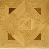 China White Oak Parquet Flooring Tiles on sale