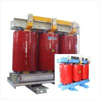 Best AN Or ANAF Cooling 3 Phase Transformer Dry 33kV - 3150 KVA Cast Resin wholesale