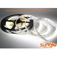 Best 16W 3014 240D Cool White LED Tape Light Wide Angle For Security Lighting wholesale