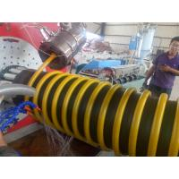 """Best HDPE krah corrugated pipe <strong style=""""color:#b82220"""">tube</strong> manufacturing machine wholesale"""