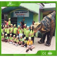 Best KAWAH Real Looking Dinosaur Suit Velociraptor Costume For Rental wholesale