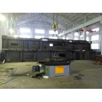 Best Automatic Welding Turntable With 5ton Loading Capacity By Hand Panel Control wholesale