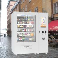 Best Custom Coin Operated Snack And Drink Vending Machines For Beverage Bottled Water wholesale