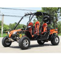 Buy cheap Horizontal Single Cylinder Alumium Alloy Rims Go Kart Buggy CTV With Air Cooled from wholesalers