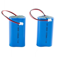 Best Rechargeable Panasonic 7.4V 2200mAh 18650 Lithium Battery wholesale