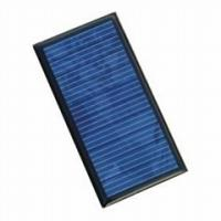 Cheap High Quality 4V0.44W Solar Panel for sale