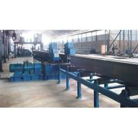 Best Flange Plate Straightening Machine Press Edge Deformate H Beam Production Line wholesale