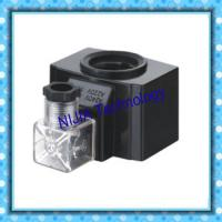 Cheap EN 60529 Magnetic Hydraulic Solenoid Valve Coil Connector 6.3*0.8mm for sale