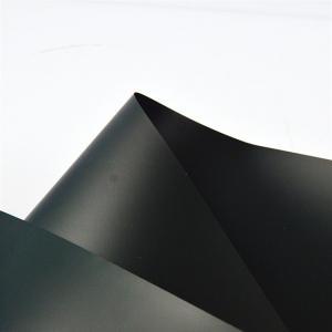 Best Super Clear Black 4x8 0.3mm PVC Rigid Sheet Plastic Home Dept wholesale