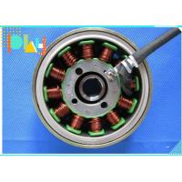 Cheap Cylindrical 12 Winding Copper Wire Generator Coil With Iron Core Bobbin Wind for sale