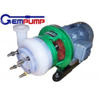 Best Fluorine Chemical Centrifugal Pump for pesticides / Dye industry pumps wholesale