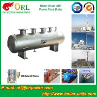 Cheap High Performance Thermal Oil Boiler Drum In Thermal Power Plant , ORL Power for sale