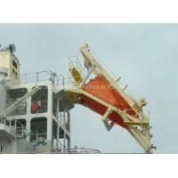 Best 25Persons Free Fall Lifeboat With life boat davit wholesale