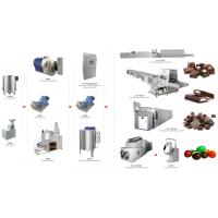 Best Industrial Chocolate Factory Machine Chocolate Production Line Energy Saving wholesale