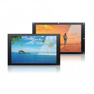 Best TFT VGA Open Frame Touch Screen Monitor 1366*768 Resolution wholesale