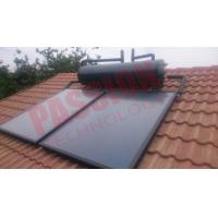 Best Stainless Steel 316 Freestanding Roof Mounted Solar Water Heater , Solar Hot Water System wholesale