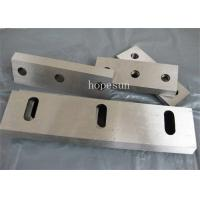 PP PE ABS Plastic Granulator Blades Extrusion Industry Important Auxiliary
