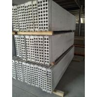 Prefabricated Precast Hollow Core Wall Panels Lightweight Partition Walls