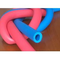 Best Customized Printed Silicone Foam Tubing , High Temperature Silicone Sponge Rubber Tube wholesale