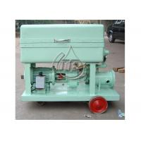 China Used Hydraulic Oil Filtration Machine Easy Operation With Press Filter on sale