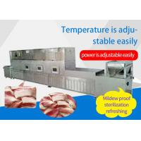Best Automatic Industrial Hot Sale Microwave Meat Thawing Machine Tunnel Type Meat Thawing Machinery Equipment wholesale
