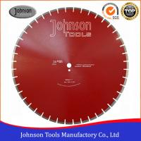 Best 650mm Laser Diamond Saw Blades with Good Performance for Road Cutting wholesale