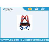 Safety Belt Full Body Safety Harness With Two Large Size Forged Hooks