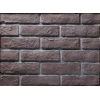 Best Building Thin Veneer Brick Wall With Size 205x55x12mm , Wear Resistance wholesale