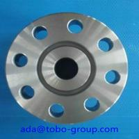 Best ASME B16.5 A182 UNS 32750 GR2507 Plate Forged Steel Flanges 6 Inch Class 600 wholesale